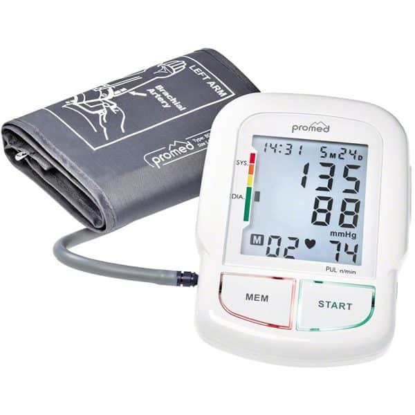 Promed Upper Arm Blood Pressure Monitor BDS-700