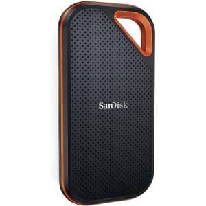 SanDisk 2TB Extreme PRO Portable External SSD