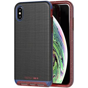 Tech21 Evo Luxe Active Edition for iPhone Xs Max Active Black