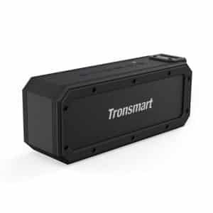 Tronsmart Element Force+ SoundPulse Portable Bluetooth Speaker Black