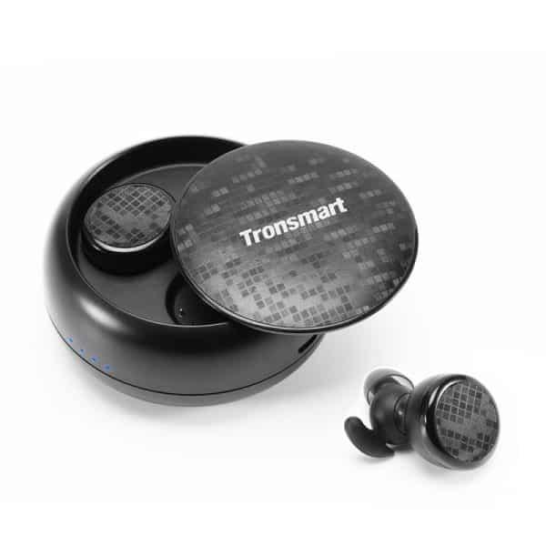 Tronsmart Encore Spunky Buds True Wireless Stereo Bluetooth Headphones Black