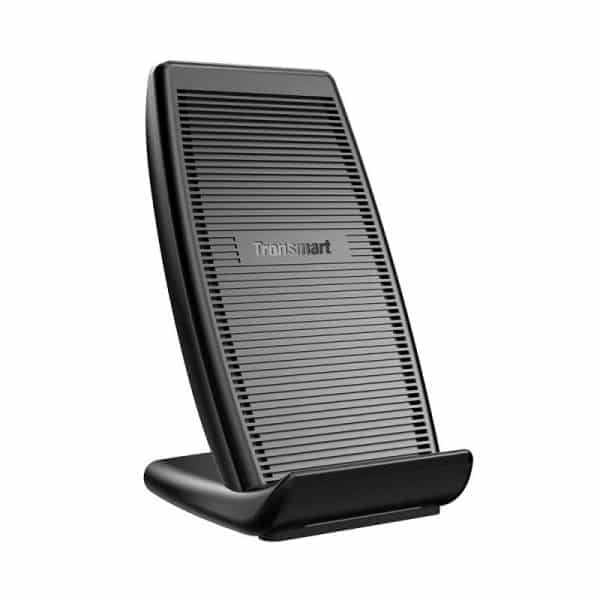Tronsmart WC05 7.5W Dual Coil Wireless Charging Stand
