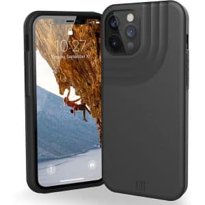UAG Anchor Series Case for iPhone 12 Pro Max 5G Matte Black