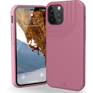 UAG Anchor Series Case for iPhone 12 Pro Max 5G Matte Dusty Rose