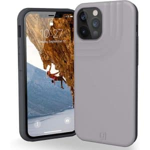 UAG Anchor Series Case for iPhone 12 Pro Max 5G Matte Light Gray