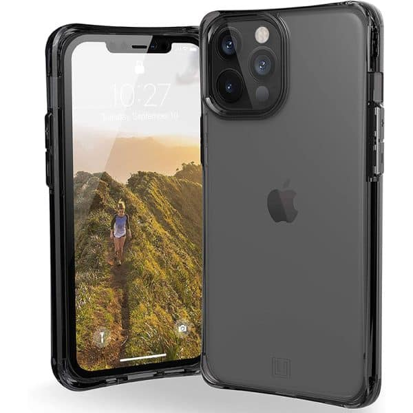 UAG Mouve Series Case for iPhone 12 Pro Max 5G Matte Ice