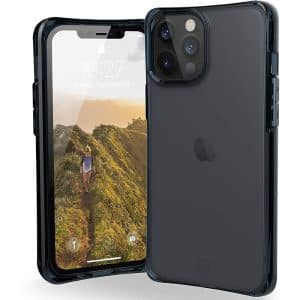 UAG Mouve Series Case for iPhone 12 Pro Max 5G Matte Soft Blue