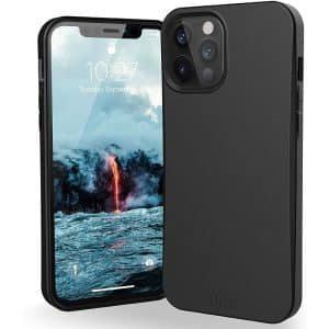 UAG Outback Bio Series Case for iPhone 12 Pro Max 5G Black