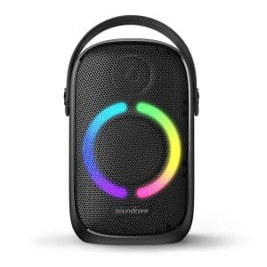 Anker SoundCore Rave Neo Portable Bluetooth Speaker Black