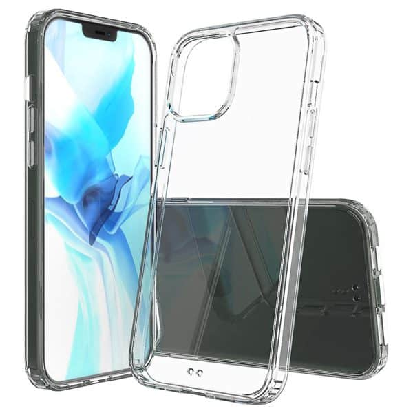 Armor-X AHN Shockproof Protective Case for iPhone 12 Pro Max 6.7-inches Clear