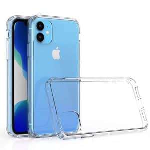 Armor-X AHN Shockproof Protective Case for iPhone 12 Mini 5.4-inches Clear