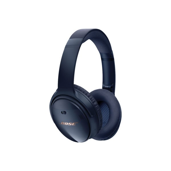 BOSE QuietComfort 35 II Wireless Bluetooth Headphones - Midnight Blue