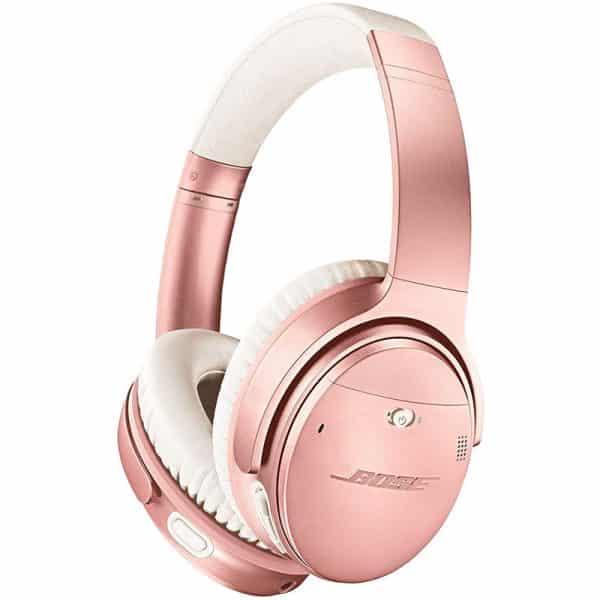 BOSE QuietComfort 35 II Wireless Bluetooth Headphones Rose Gold