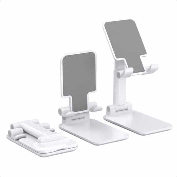 CHOETECH Folding Desktop Phone Holder/Stand White