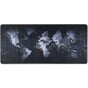 Gaming World Mouse Pad - Black