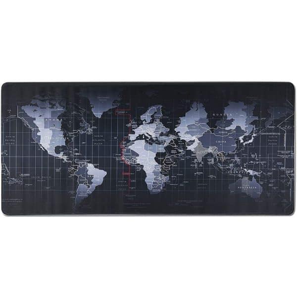 Gaming World Mouse Pad - Black