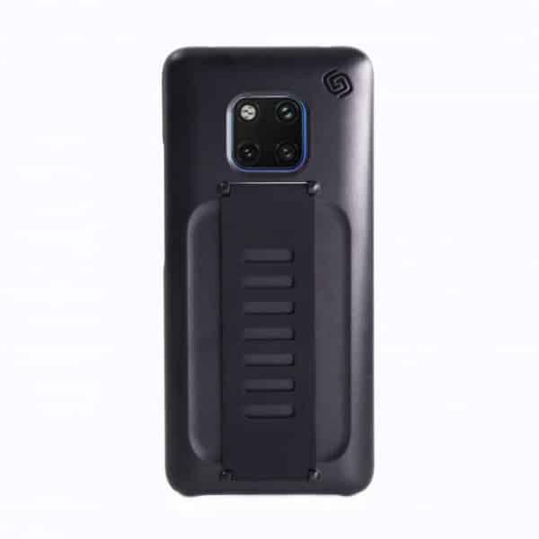 Grip2u SLIM Case for Huawei Mate 20 Pro Charcoal