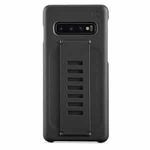 Grip2u SLIM Case for Samsung Galaxy S10 Charcoal