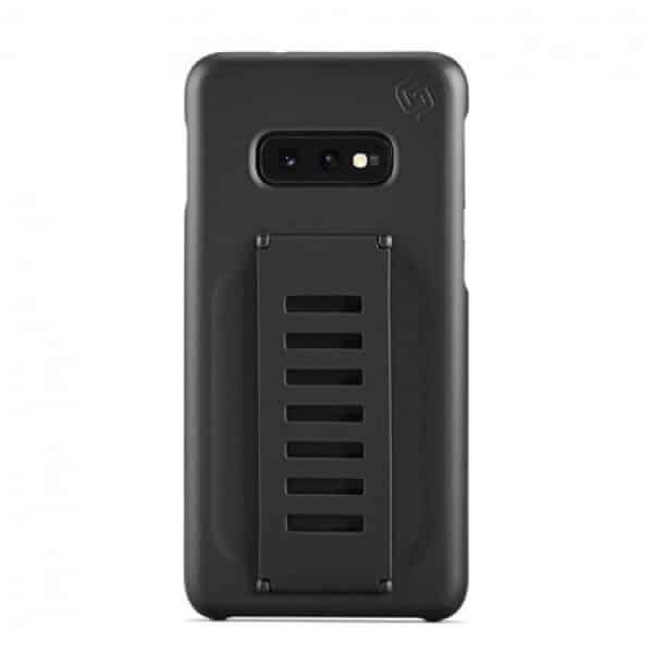 Grip2u SLIM Case for Samsung Galaxy S10e Charcoal