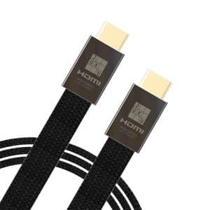 JUKU High-Speed HDMI 2.0 Cable with High Speed Ethernet