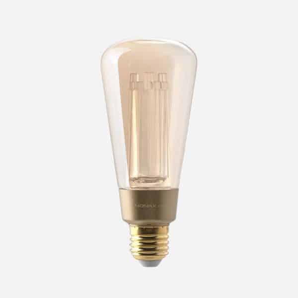 MOMAX Smart Classic IoT LED Bulb RGB Color