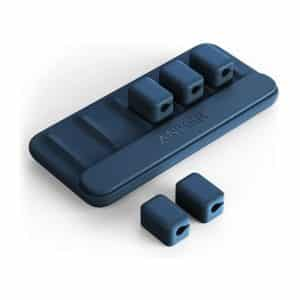 Anker Magnetic Cable Holder - Blue