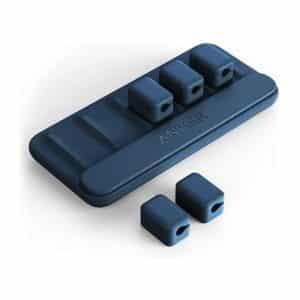 Anker Magnetic Cable Holder - Blue