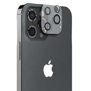 Araree C-SUB Core Full Cover Camera Lens Tempered Glass for iPhone 12 Pro Clear