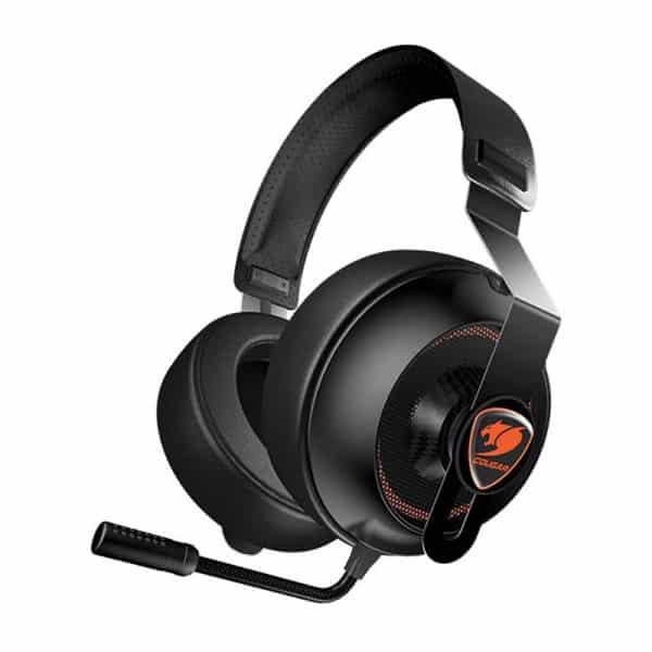 COUGAR Phontum Essential Stereo Gaming Headset 40MM Black
