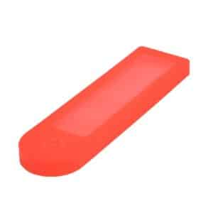 Dashboard Waterproof Silicone Cover for Xiaomi Electric Scooter Red
