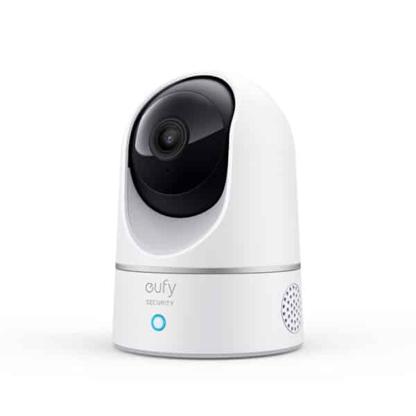 Eufy Indoor Cam 2K Pan and Tilt (Stand Alone) – White