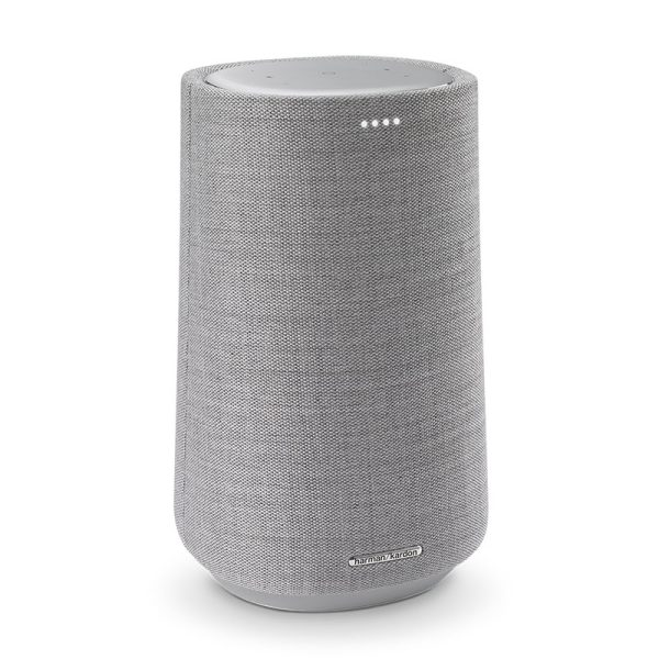 Harman Kardon Citation 100 Home Audio Wireless Smart Speaker Gray