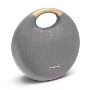 Harman Kardon Onyx Studio 6 Portable Wireless Smart Speaker Gray