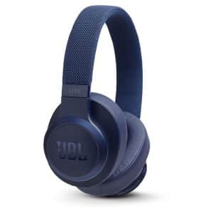 JBL LIVE 500BT Over-Ear Wireless Headphone Blue