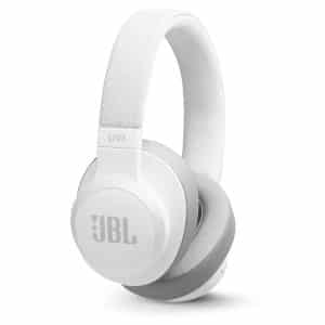 JBL LIVE 500BT Over-Ear Wireless Headphone White