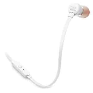 JBL TUNE 110 In-Ear Headphones White
