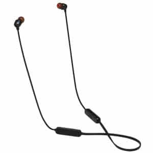 JBL TUNE 115BT In-Ear Wireless Headphones Black