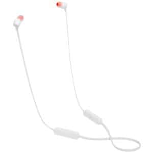 JBL TUNE 115BT In-Ear Wireless Headphones White