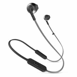 JBL TUNE 205BT Earbuds Wireless Headphones Black