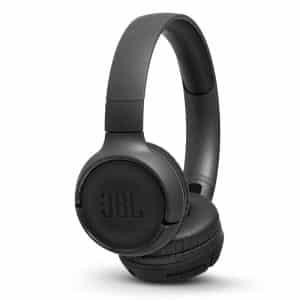 JBL TUNE 500BT On-Ear Wireless Headphone Black