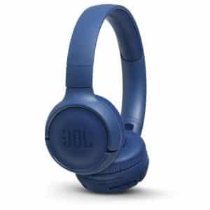 JBL TUNE 500BT On-Ear Wireless Headphone Blue