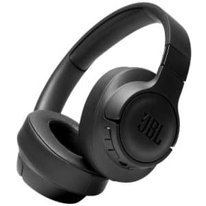 JBL TUNE 750BTNC Wireless Over-Ear Active Noise-Cancelling Headphone Black