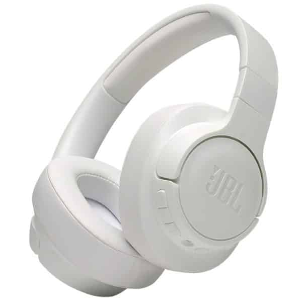 JBL TUNE 750BTNC Wireless Over-Ear Active Noise-Cancelling Headphone White