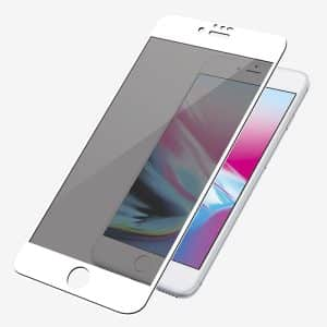 PanzerGlass™ Case Friendly Privacy Screen Protector for iPhone 6/6s/7/8 - White