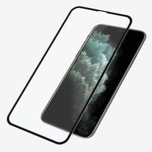PanzerGlass Case Friendly Screen Protector for iPhone Xs Max/11 Pro Max - Black
