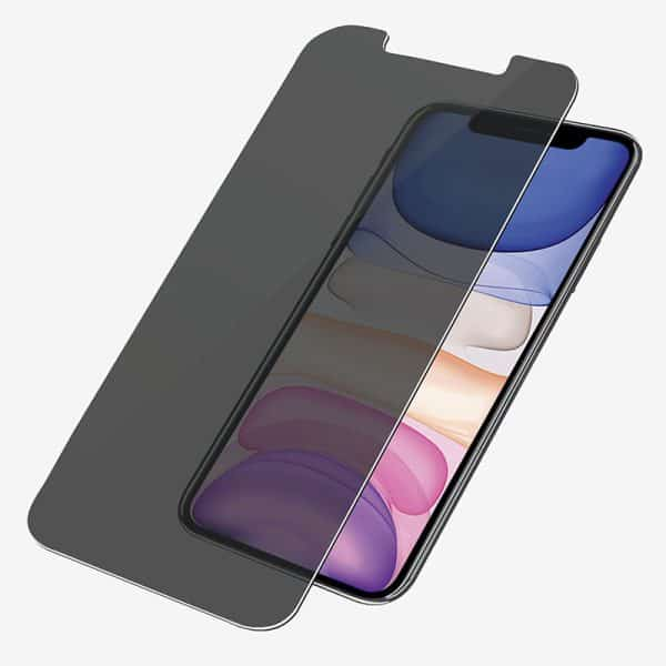 PanzerGlass™ Privacy Screen Protector for iPhone Xr/11
