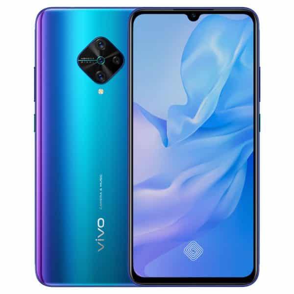 VIVO S1 Pro Smartphone Dual SIM 8GB/128GB 6.38-inch Nebula Blue