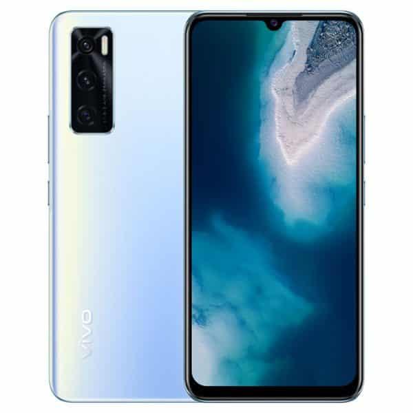 VIVO V20SE Smartphone Dual SIM 8GB/128GB 6.44-inch Oxygen Blue