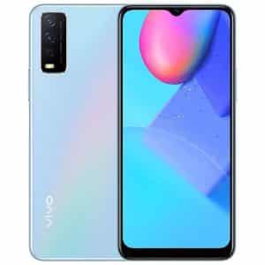 VIVO Y12s Smartphone, Dual SIM, 3GB/32GB - Glacier Blue