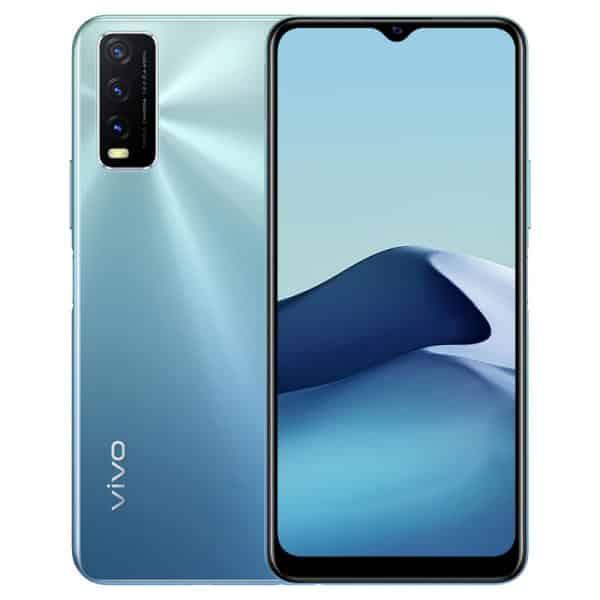 VIVO Y20s Smartphone Dual SIM 8GB/128GB 6.51-inch Purist Blue